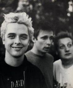 Billie, Mike, and Tre