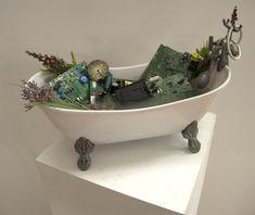 Christine Stoddard - Digital Sinking Garden
