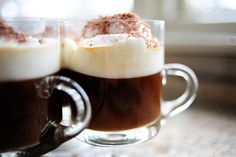 Dulce de Leche Coffee. It's cold outside, so warm up your afternoon with a fireplace, a good read and this deliciousness.