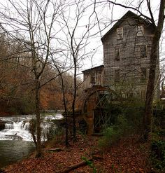 Fall River Mill, Fall River, Tennessee