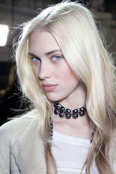 Paris runway beauty trend flash - Isabel Marant, Fall 2013