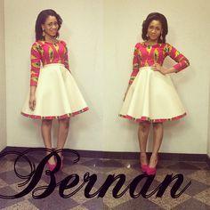 ~African fashion, Ankara, kitenge, African women d - Sassy Fashion Diva African Dresses For Women, African Print Dresses, African Attire, African Wear, African Fashion Dresses, African Women, African Prints, African Style, Ankara Fashion