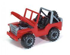 Bruder Jeep 02540