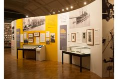 Thomas Exhibition Design image