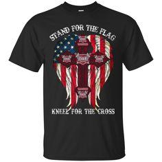 Troy Trojans T shirts Stand For The Flag Hoodies Sweatshirts