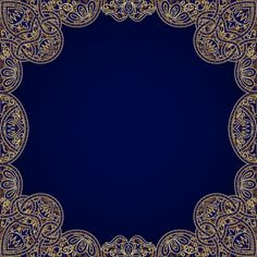 Decorative frame design Free Vector
