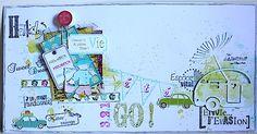 Bannière pour magazine scrap Créa réalisée par Cindy DT ISDesign http://infinimentblog.canalblog.com/archives/2016/09/08/34295775.html