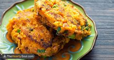 The Sweet Potato Chicken Patty Recipe That Will Fight Inflammation With Every Bite