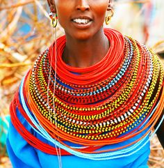 The Maasai tribe in East-Africa known for their exquisite beaded jewelry, capture the essence of their rich culture and tradition through their handcraftedjewelry. Description from treasurefromafar.wordpress.com. I searched for this on bing.com/images