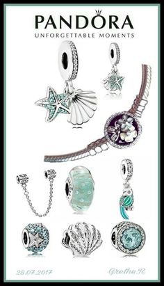 ">>>Pandora Jewelry OFF! >>>Visit>> Beautiful sea magic for your Pandora brac. - >>Pandora Jewelry OFF! >>>Visit>> Beautiful sea magic for your Pandora brac…""> >>>Pandora Je - Pandora Beads, Pandora Bracelet Charms, Pandora Rings, Pandora Jewelry, Bracelet Set, Charm Bracelets, Wrap Bracelets, Cute Jewelry, Charm Jewelry"