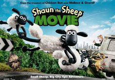 SHAUN THE SHEEP MOVIE | Meet TIMMY + Fun NEW App - http://fandemoniumnetwork.com/shaun-sheep-movie-meet-timmy-fun-app/