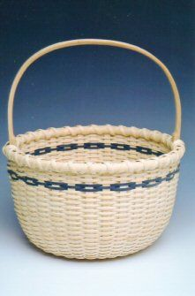 New England apple basket - D. Stanton