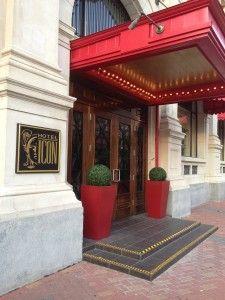 Hotel Icon in Houston Texas #GoHouston