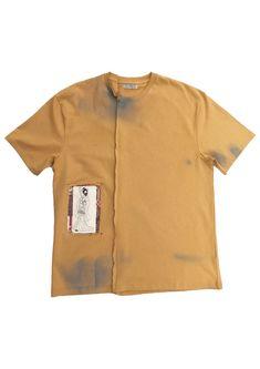 KAMALÁ T SHIRT Fabric Painting, Model, Mens Tops, Cotton, How To Wear, T Shirt, Fashion, Painting On Fabric, Supreme T Shirt