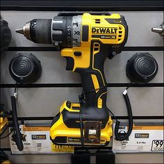 If your power tools keep walking off their display, maybe you need Security Tethers like these for DeWalt®. If the…