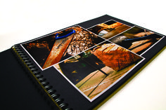Your a Photographer right!?? Perfect way to mount you favourite Shots, or display your images for a project.  Pink Pig's 270gsm Black Paper Sketchbooks come in a huge range of colours, sizes and formats to suit you, shop them at;  http://www.the-pink-pig.co.uk/collections/posh-black-display-270gsm-25-leaves