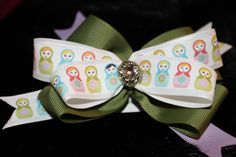 You're a doll bow-$8