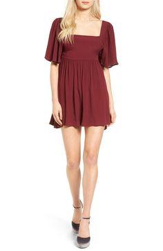 Somedays Lovin - Desert Babydoll Dress