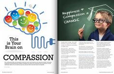 Kindness and compassion, benefits everyone's well-being. Read on for an exercise to put your and your kids on the fast track to compassion! http://www.pageturnpro.com/Coulee-Parenting-Connection/67316-Coulee-Parenting-Connection-Back-to-School-Issue-2015/index.html#12