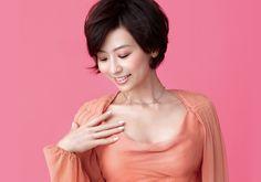 Kirei新イメージキャラクター・五明祐子さん|ウイング|Wingマガジン