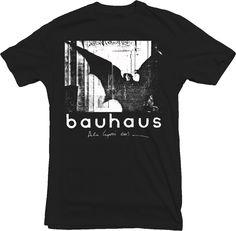 """Bauhaus """"Nosferatu"""" t-shirt"""