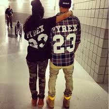 23 Pyrek Outfit   Swag   Dope Couples   OG Fashion Sense ʝαу∂є ѕ. ❤️