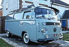This was my last VW van before my current combo...