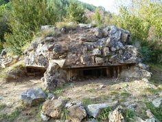 Publicamos el Bunker numero dos del Parque de Bunkers de Martinet y Montella  #historia #turismo  http://www.rutasconhistoria.es/loc/bunker-numero-dos-parque-de-bunkers-de-martinet