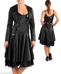 Layered french tulle skirt + Satin Corset tie back= Sexy,  MOONSTRUCK DRESS $24.99
