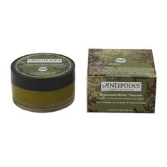 Antipodes Certified Organic Grapeseed Butter Cleanser 75g