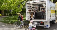 Beeline Bikes Mobile Bike Shop Now Offering Franchise Opportunities in Portland and Across the USA......... competition for Velofix