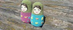 matrioska amigurumi crochet free pattern patrón gratis