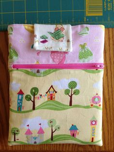 dream quilt create: A Princess iPad case and tutorial link