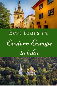 Best tours in Eastern Europe Romania Tours, Eastern Europe, Cool Places To Visit, The Good Place, Mansions, House Styles, Travel, Viajes, Manor Houses