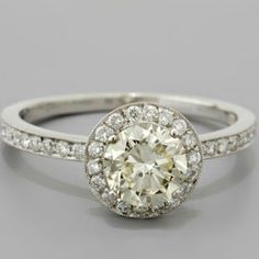 My husband can just look on pinterest to know what kind of ring I want