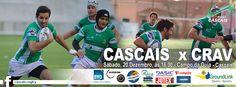 Cascais Rugby: JOGOS FIM DE SEMANA 20 e 21 DEZEMBRO └► Like - Fan...
