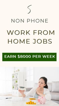 Today I'm going to be sharing some legit non phone work from home jobs that you can do if you're a newbie, and you're just getting started. These are online-based jobs, and they're the most popular best ways in which you can earn money from home by just using your computer and internet access.#nonphone #workfromhome