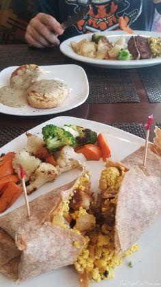 High End Vegan Restaurants On The Las Vegas Strip
