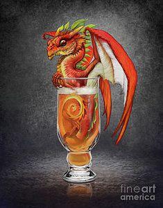 Cider Dragon by Stanley Morrison