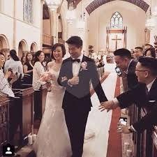 Ki Hong Lee Wedding <3