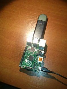 Connect Raspberry Pi to WiFi wireless