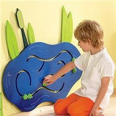 interactive play wall - Google Search
