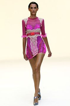 Christopher Kane - Spring 2007 Ready-to-Wear
