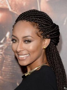 Bronze Magazine » Celebrate. Empower. Inspire. » Keri Hilson box braids