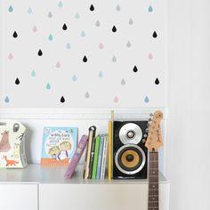 New wallpaper DROPS by dekornik. New Wallpaper, Kids Room, Instagram Posts, Room Kids, Child Room, Kid Rooms, Baby Room