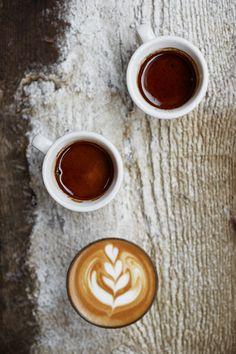 Espressos + Latte Art | Simplicity