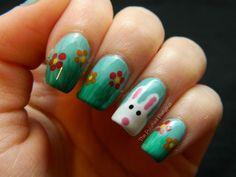 Easter #nail #nails #nailart