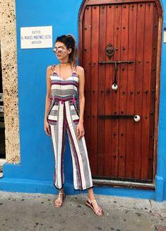 BoHo Beauty Vibe Cartagena, Colombia // SOMETHING BEACHY by Kelsey White