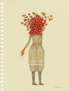 Red Hand by Elsa Mora.