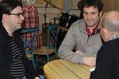 Entrevista a César Jiménez i David Aguilar, candidats a la secretaria general de Podem Castelló